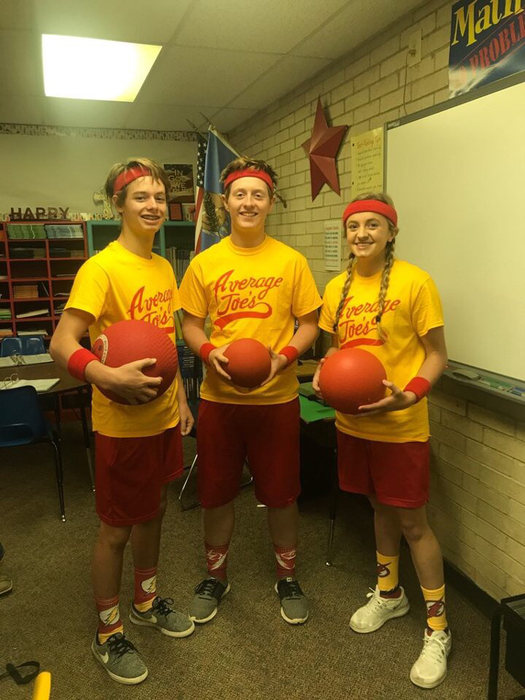 Kayden Hurst, Caden Konen, and Adison Warren on Duo Day