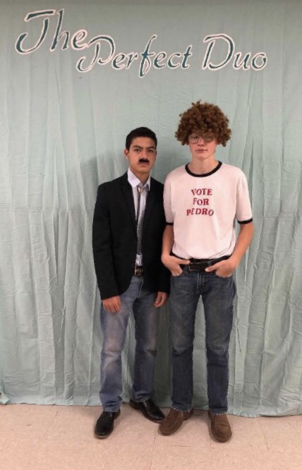 Kaleb Gonzalez and Brady Jarvis on Duo Day