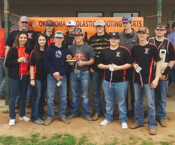 Shooter Sports Teams Win Regional Championship Awards