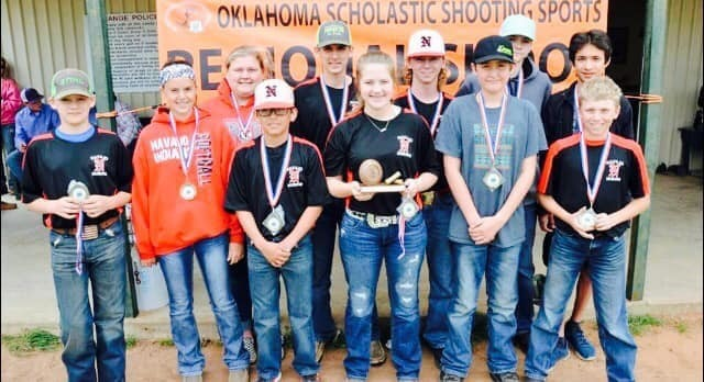 Shooter Sports Teams with Regional Awards