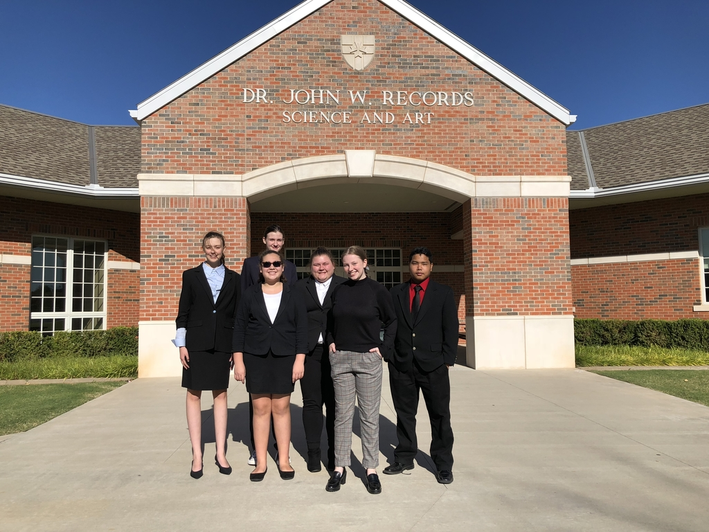 Navajo Public Forum Debate Team at the JW Patterson Invitational